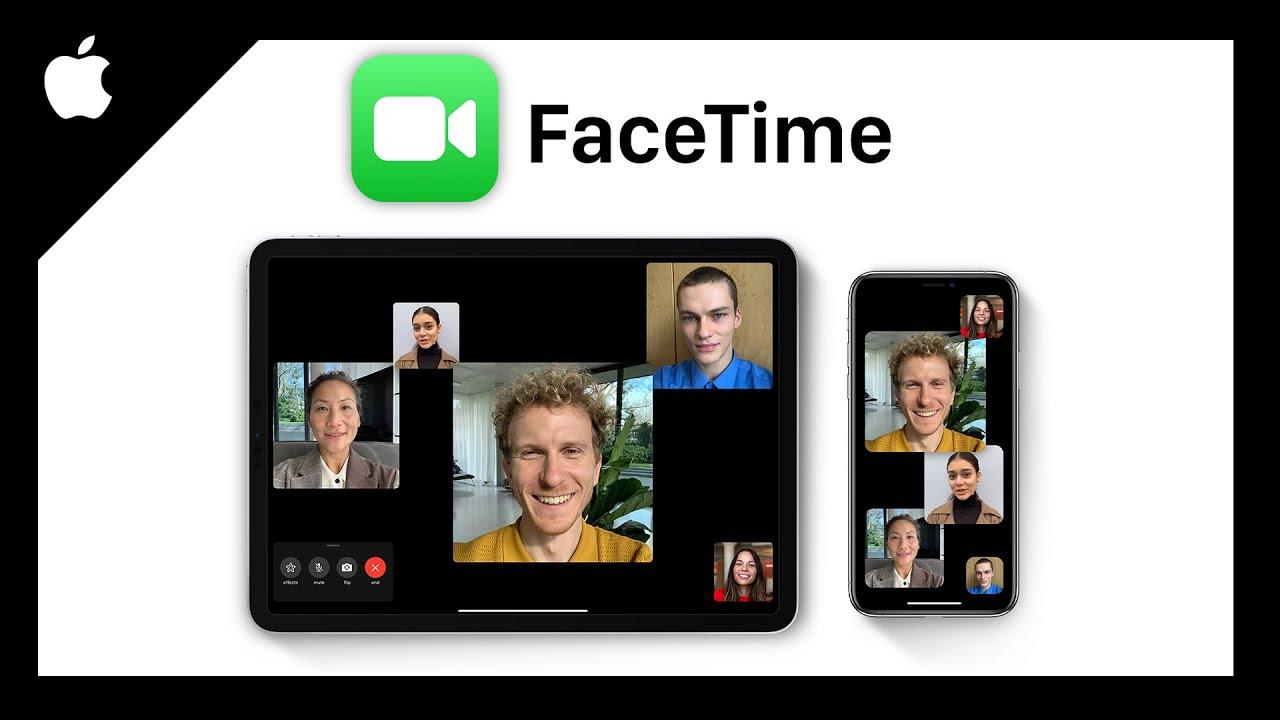 Apple FaceTime (Das Große Tutorial) Einfach Sprach- oder Videoanrufe tätigen