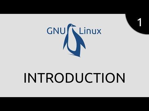 GNU/Linux - cours ✔