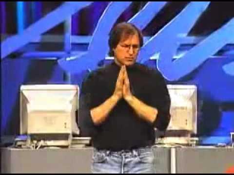 WWDC 1997: Steve Jobs about Apple's future