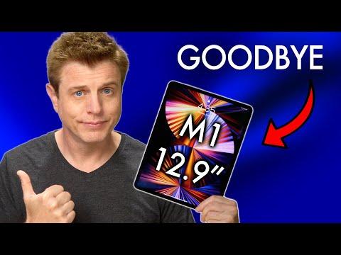 "Goodbye M1 iPad Pro 12 9"" - 5 Reasons WHY!"