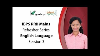 IBPS RRB Officers and Assistants  Refresher | TalentSprint Aptitude Prep | IBPS | Competitive Exams 2020