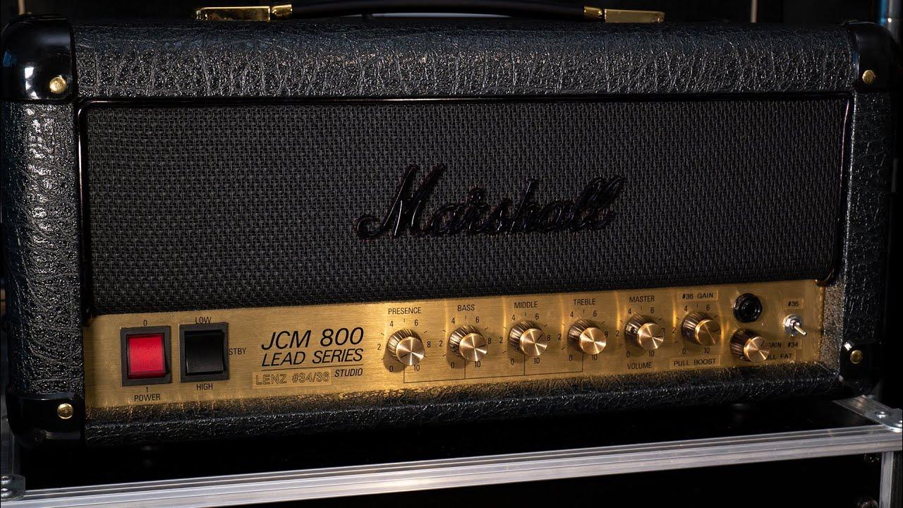 Marshall SC20H S.I.R. #34/36 Mod