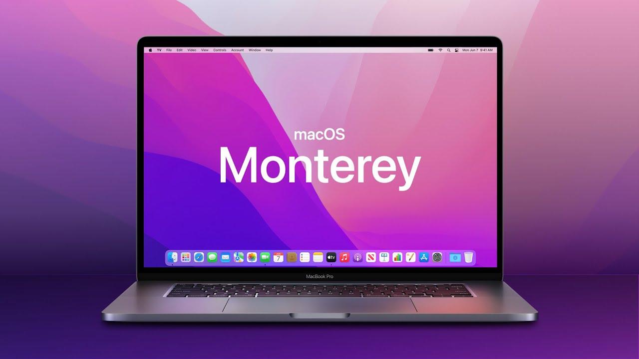 macOS Monterey: Top New Features