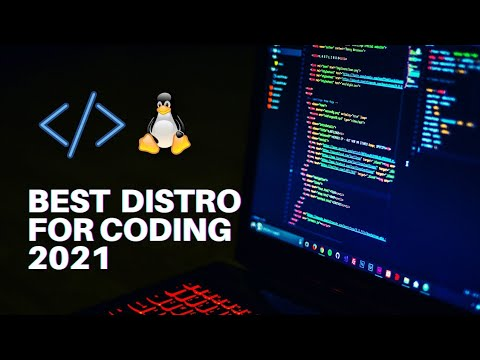 best linux distro for programing 2021