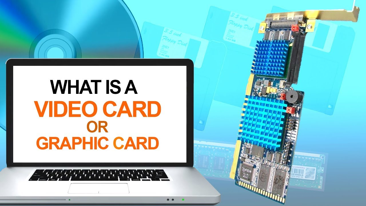 What is Video Card or Graphic Card | Types of Graphics Cards | GPU Computer Graphics
