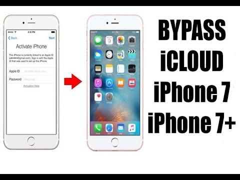 iphone 7 plus icloud unlock ios 14.4 fix network 1000%