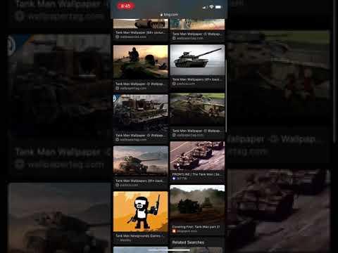 Tank Man Bing Censorship