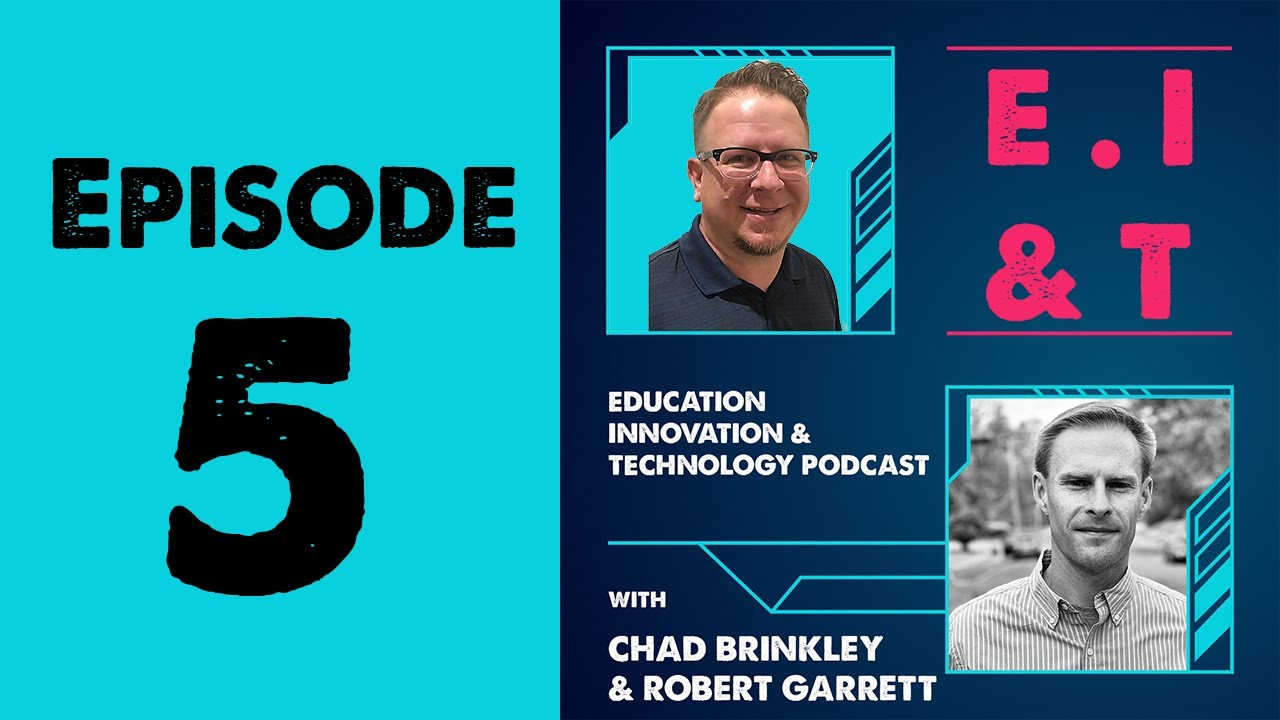 Episode 5 - WWDC 2021 impact on the classroom - Part 1