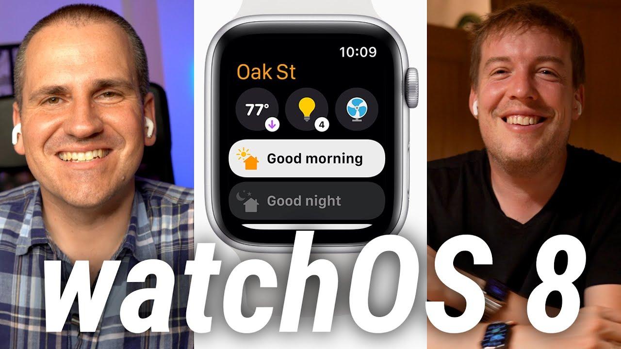 Das kann watchOS 8 neu: Ein Apple Watch Talk mit Rafael Zeier