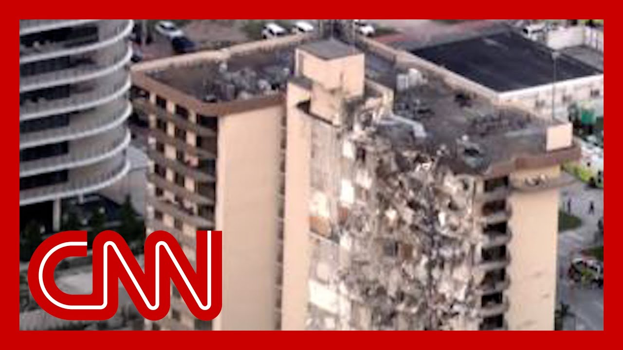 1 dead, dozens missing after condominium partially collapses