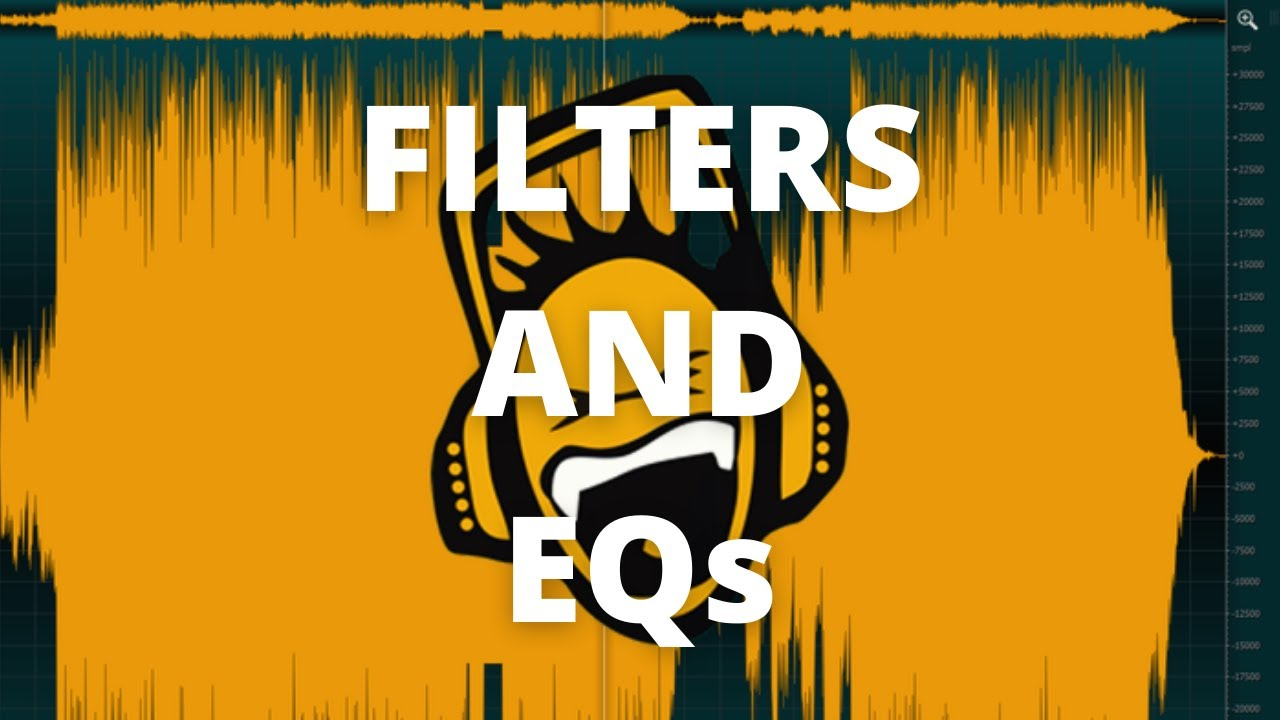 ocenaudio - 6 - Filters and Equalization