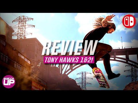 Tony Hawks Pro Skater 1 & 2 Nintendo Switch Review!