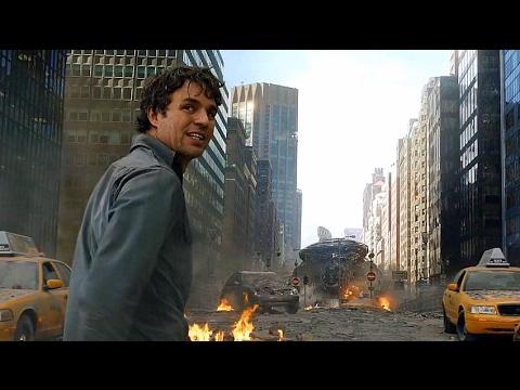 "The Avengers - ""I'm Always Angry"" - Hulk SMASH Scene - Movie CLIP HD"