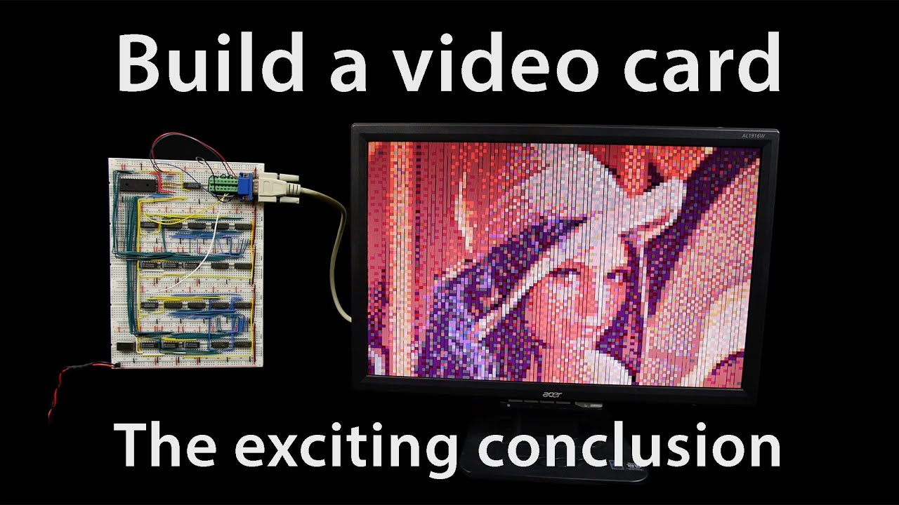 World's worst video card? The exciting conclusion