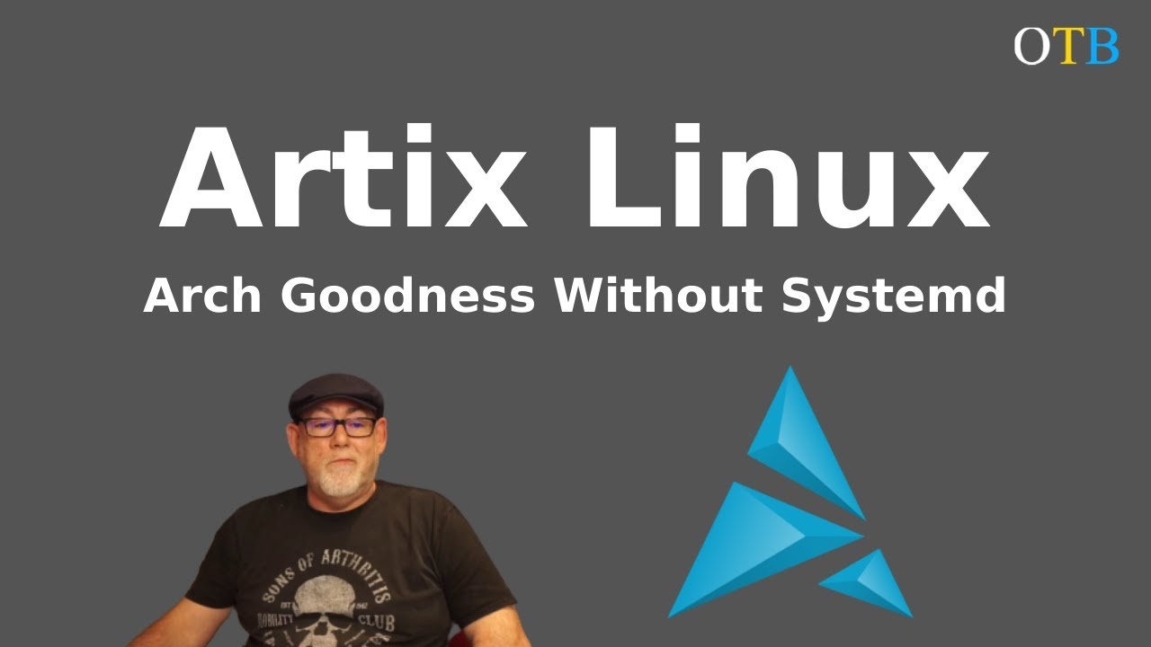 Artix Linux: Arch Goodness Without Systemd