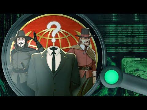 Hackers: Anonymous | Nerdologia Tech
