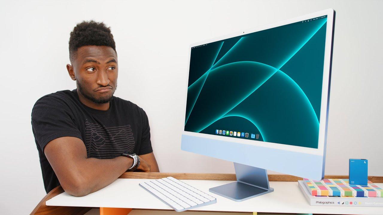 M1 iMac Review: Ultra Thin Design Choice!