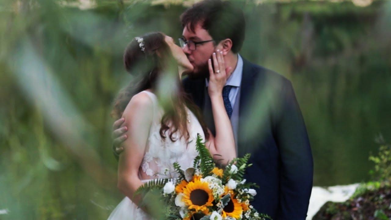 Dunkey and Leah's Wedding