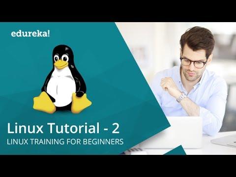 Linux Tutorial For Beginners - 2 | Linux System Administration | Linux Training | Edureka