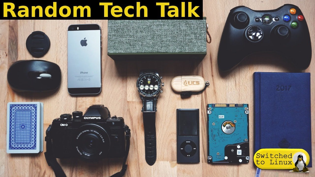 Just a Random Tech Talk