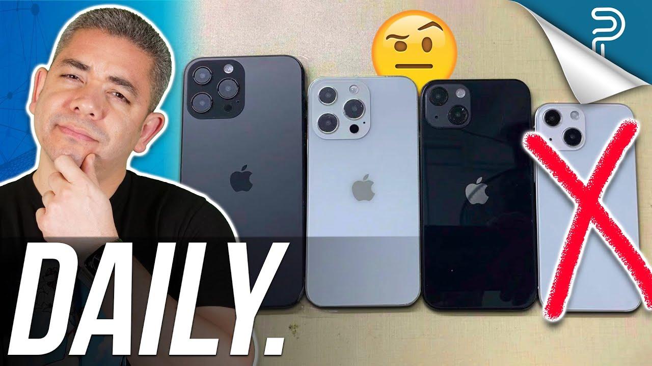 Goodbye iPhone 13 Mini 😬, Galaxy S22 Major Camera Upgrades & more!