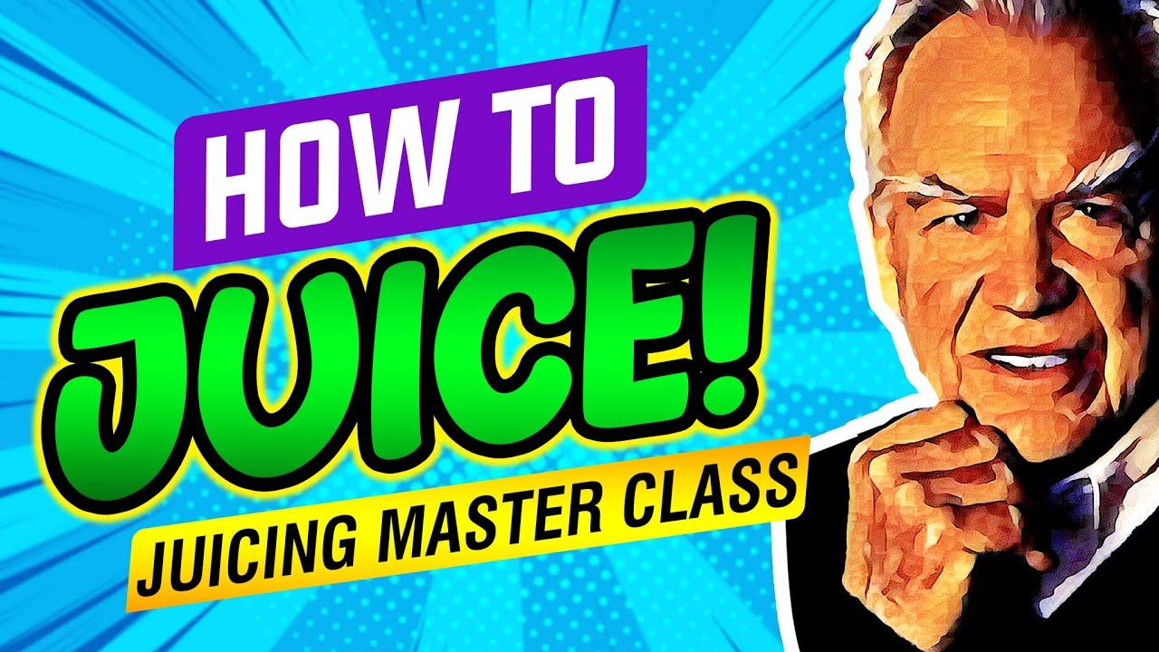 How To Juice Cucumber