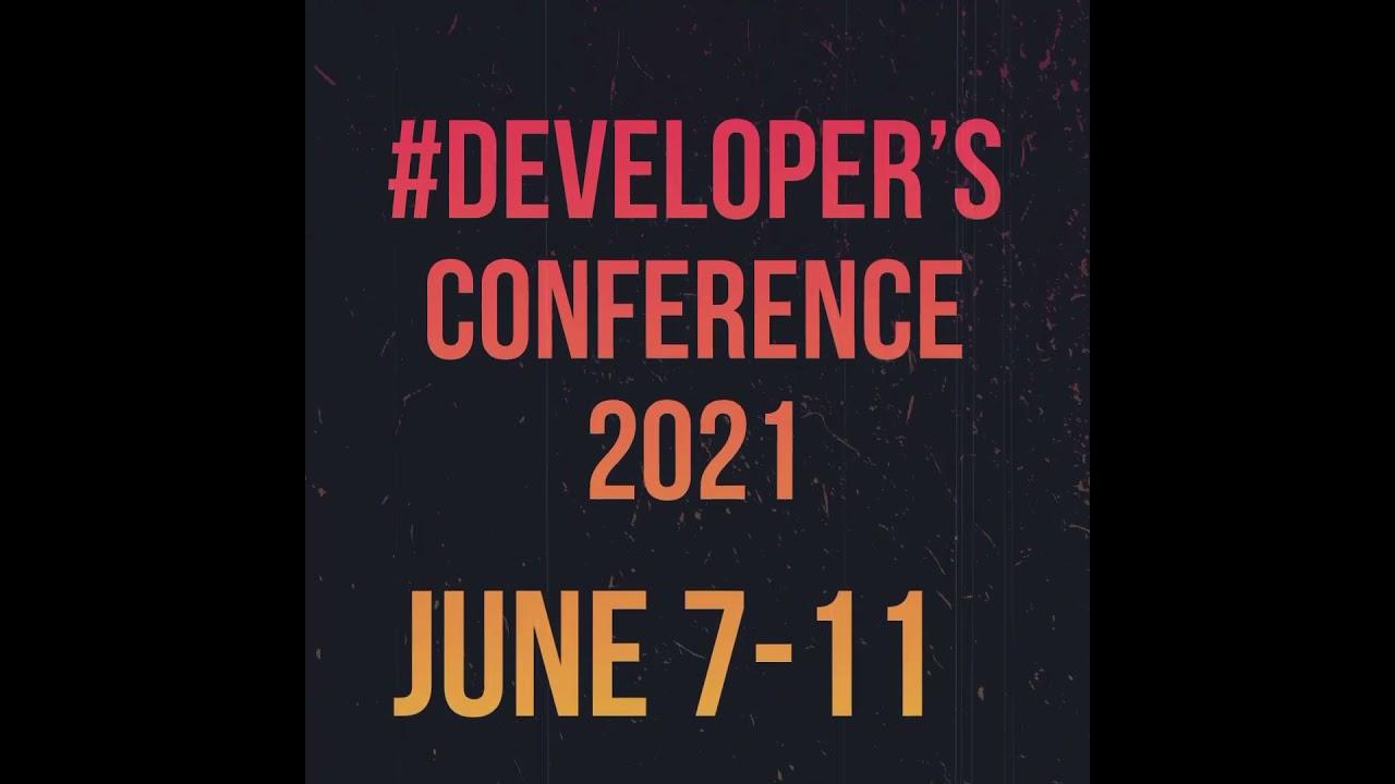 Apple Worldwide #Developer's Conference 2021