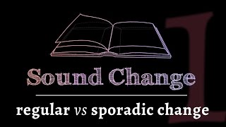 Historical Sound Change