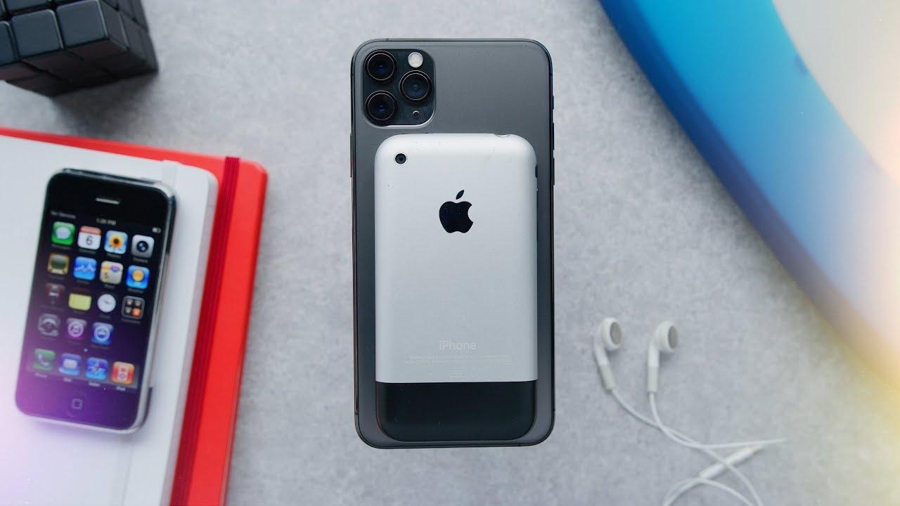 iPhone 11 Pro vs Original iPhone!